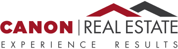 Canon Real Estate print logo