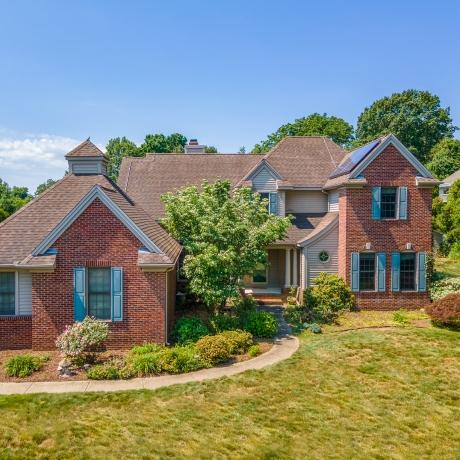 $569,900 -  West Springfield exterior photo